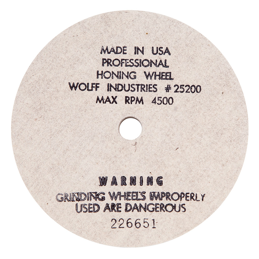 25200 - Professional Honing Wheel