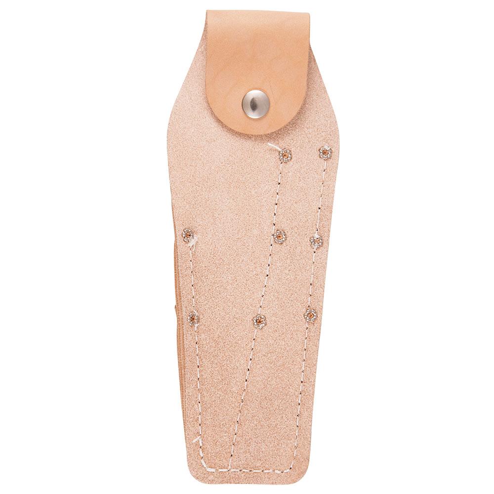 10'' Leather Tool Holster/Three Pocket Holds 6'' Alternate Image 2