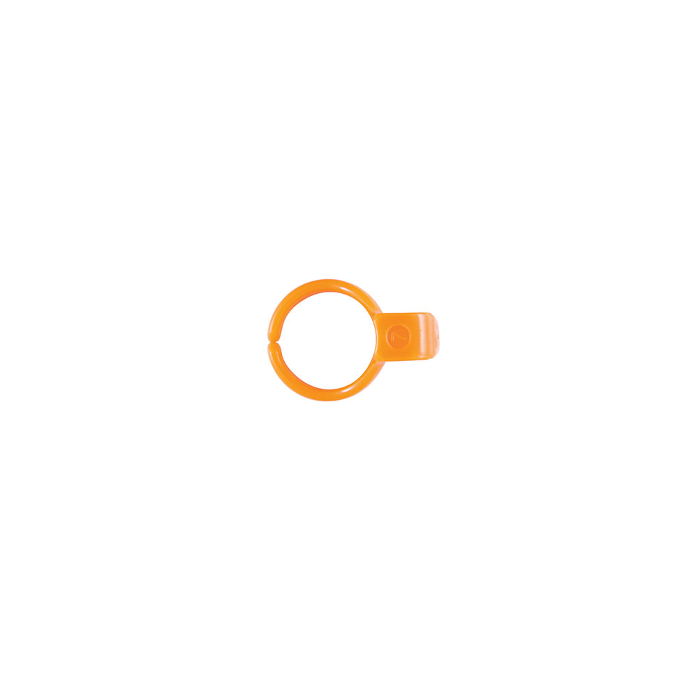 Orange Small Ring Knife Alternate Image 1